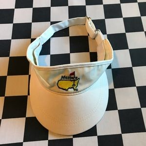 Other - Masters tournament augusta nation golf club visor